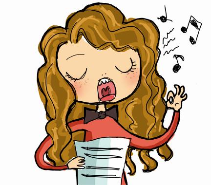 Pauler cantando